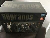 Sopranos - box set