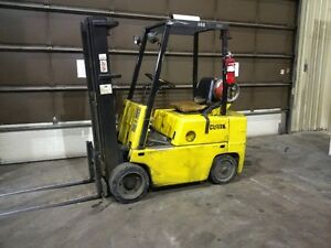 Clarke Lift Truck For Sale
