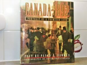 """""""CANADA-1892: PORTRAIT OF A PROMISED LAND"""""""
