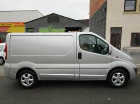 NO VAT Vauxhall Vivaro 2.0CDTI Sportive SWB panel van full service history (2)
