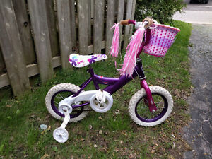 Girls Starter Bike