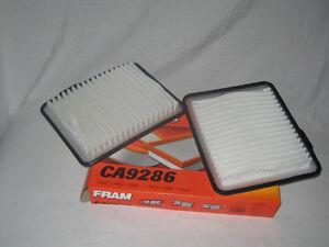 Saturn Fram air filter ca9286