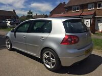 2005 GOLF GTI 2.0 TFSI TURBO 200PSI. FULL HEATED LEATHER 5DR PRIVATE REGISTRATION