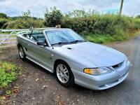 1998 Ford Mustang MUSTANG GT Convertible Petrol Manual