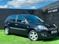 2006 Ford Fiesta 1.25 Zetec 5dr HATCHBACK Petrol Manual