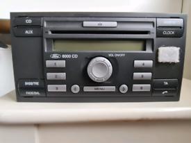 Ford Transit CD Radio