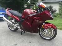 Super Clean 1999 CBR1100XX Super Blackbird