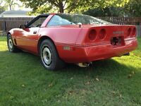 C4 corvette for sale/trade