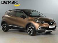2018 Renault Captur RENAULT CAPTUR 1.2 TCE 120 Signature X Nav 5dr EDC SUV Petro