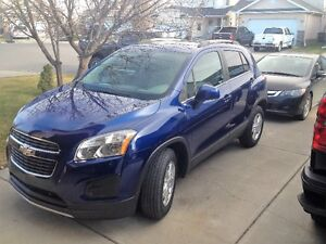 2014 Chevrolet Trax LT SUV, Crossover (ONLY 16,000 KMS)