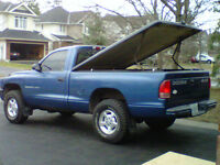 1997-2004 Dodge Dakota Tonneau Cover 6.5 ft