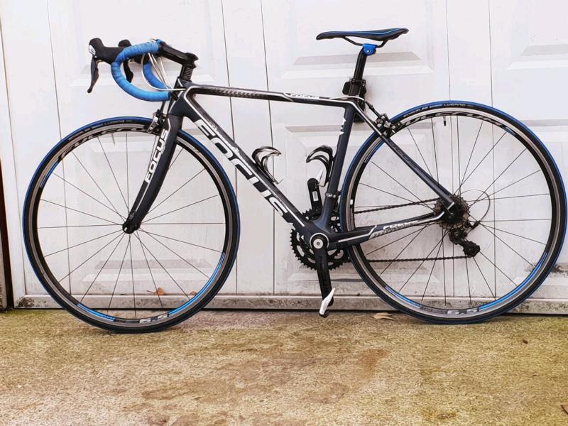 Focus Cayo Evo 6 0 Carbon Fiber Road Bike In Oldham