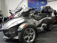 11/11 CAN-AM SPYDER RT TRIKE EXTRAS 17,000 MILES