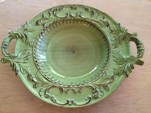 Baroque Tuscan Italian Ceramic Dinnerware Collection by INTRADA West Island Greater Montréal image 3
