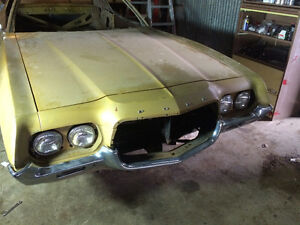 1972 Grand Torino.