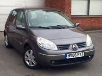 2006 RENAULT SCENIC 1.6 Automatic 52 000miles Full Service History