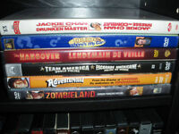 41 Dvd collection
