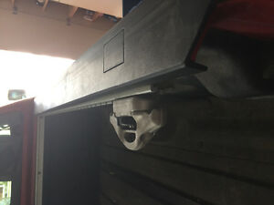 Nissan Titan truck bed cleats