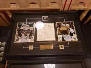 NHL autographed pictures