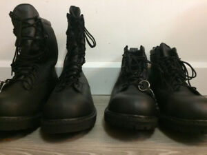 Brand New Men's Police Boots size 13W
