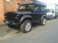 Land Rover defender 90 td5 2006 (not discovery 300/200tdi 110 Range Rover bmw Isuzu Nissan ford vw