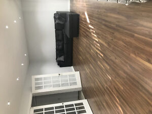 Newly Renovated Unique Space 2 Level Basement In Pickering