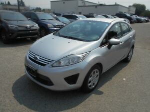 2011 Ford Fiesta Auto HWY KMS Excellent Condition Sedan