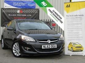 Vauxhall Astra ELITE 1.6i 16v VVT 5 Door Manual Petrol 2012