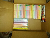 Collections de Mangas