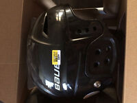 Bauer  Helmet with Face Guard, Junior