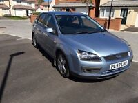 ford foucus 1.8 tdci, 2008 full history 1595