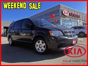 2011 Dodge Grand Caravan Canada Package   LOWKM   7SEATER