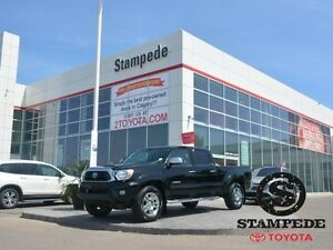 2014 Toyota Tacoma 4WD DOUBLE CAB V6 AUTO LIMITED  - Certified