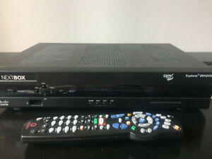 Rogers Cable Box NEXTBOX w/PVR (8642HD)