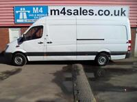 Mercedes Sprinter 310 CDI LWB HI ROOF