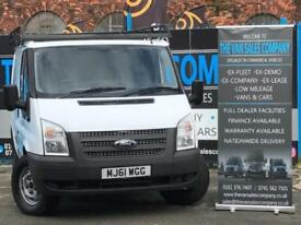 2011 61 FORD TRANSIT 2.2 280S ECONETIC LR 5D (99PS) (EU5) PANEL VAN DIESEL