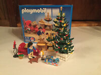 Playmobil 4892 Christmas Room Set