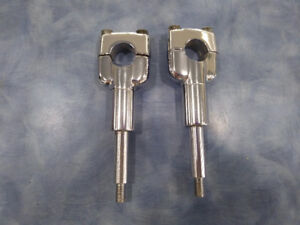 "Used 2 1/2"" Handlebar Risers for Suzuki Intruder VS800 All Years"