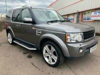 Land Rover Discovery 4 XS 3.0TDV6 4X4 Auto Full Service History 7 Seater