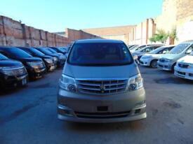 2006 TOYOTA ALPHARD MZ 4WD 3.0 V6 Auto Cruise Control Grade 4/B