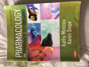 Pharmacology Book for Pharmacy Tech (Second Edition)