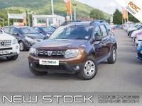 2014 DACIA DUSTER 1.5 dCi Ambiance 4X4 5dr