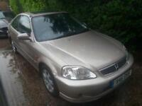 Honda Civic 1.6 vti coupe
