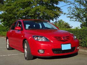 2004 Mazda Mazda3 GS Wagon