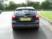 2013 Ford Focus 1.0 125 EcoBoost Zetec 5dr HATCHBACK Petrol Manual