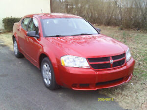 2010 dodge avenger fully loaded great condition