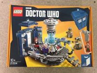 Lego Dr Who Set still sealed