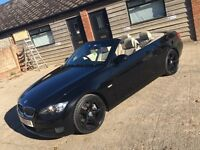 "BMW 2007"" convertible E93 petrol new mot modified may take px swap"