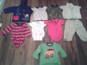 BOYS 12-18 M LOT- 21 PIECES