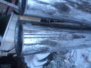 "Stainless steel 6"" chimney Belleville Belleville Area image 3"